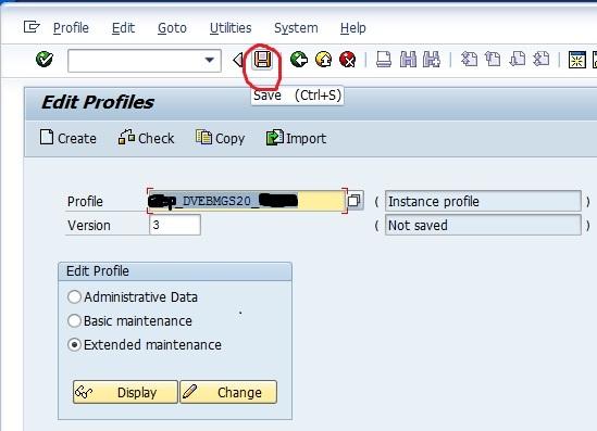 SAP Security Audit Log 6
