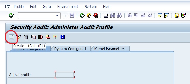 SAP Security Audit Log 1