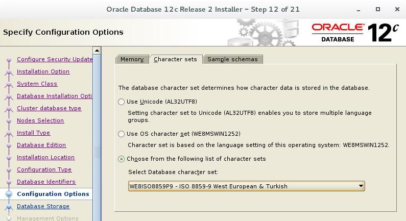 Oracle 12c R2 (12 2 0 1) RAC Installation Steps on Oracle